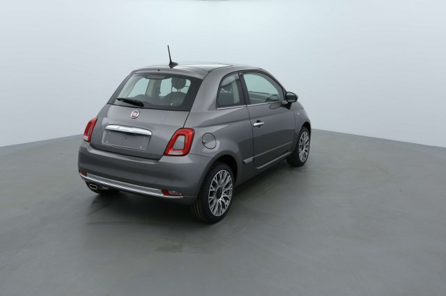 fiat 500 neuf brest 1 2 69 ch lounge electroclash grey finist re bretagne. Black Bedroom Furniture Sets. Home Design Ideas