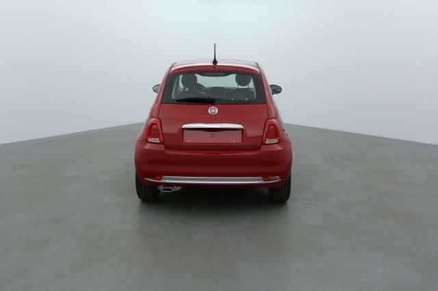 annonce FIAT 500 1.2 69 CH DUALOGIC LOUNGE neuf Brest Bretagne