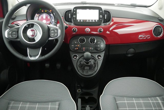annonce FIAT 500 1.2 69 ch Eco Pack S S LOUNGE neuf Brest Bretagne