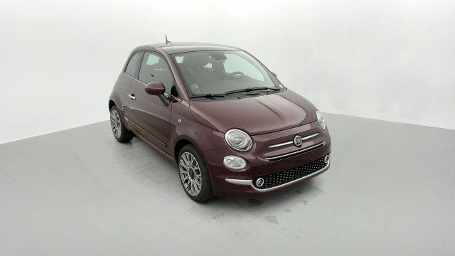 photo FIAT 500 serie 8 euro 6d-temp