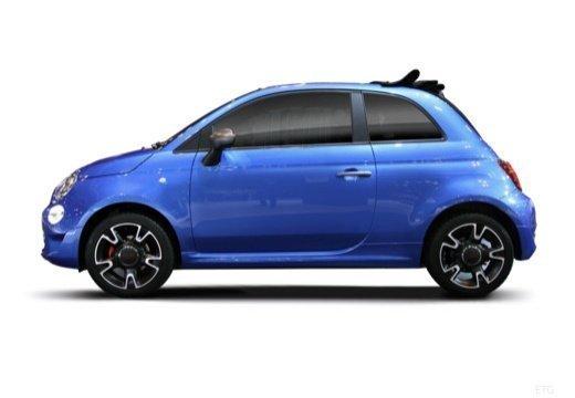 FIAT 500C neuf