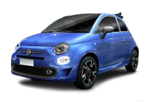 annonce FIAT 500C 0.9 85 CH TWINAIR S S S neuf Brest Bretagne