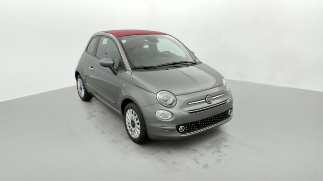 photo FIAT 500c serie 8 euro 6d-temp