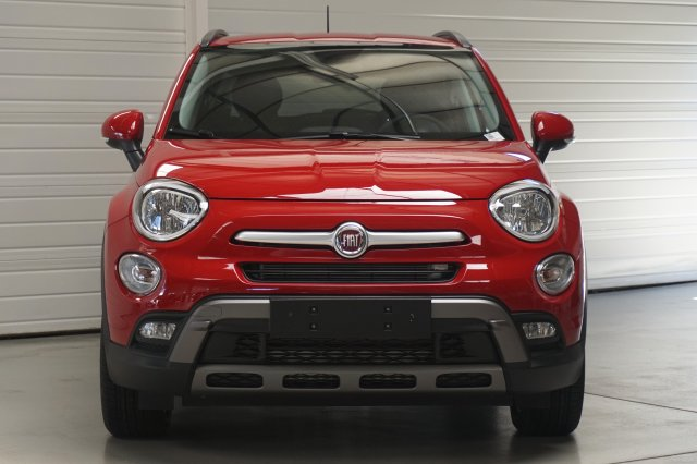 fiat 500x neuf brest 1 4 multiair 140 ch cross rouge passione finist re bretagne. Black Bedroom Furniture Sets. Home Design Ideas
