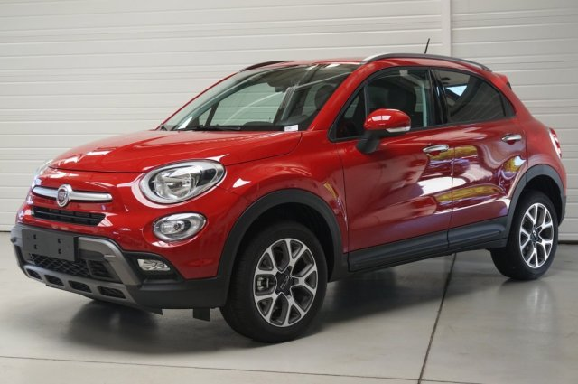 fiat 500x neuf brest 1 4 multiair 140 ch cross dct rouge passione finist re bretagne. Black Bedroom Furniture Sets. Home Design Ideas
