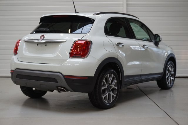 fiat 500x neuf brest 500x 1 4 multiair 140 ch dct cross blanc gelato finist re bretagne. Black Bedroom Furniture Sets. Home Design Ideas
