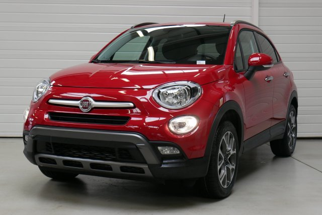 fiat 500x neuf brest 1 4 multiair 140 ch dct cross rouge passione finist re bretagne. Black Bedroom Furniture Sets. Home Design Ideas