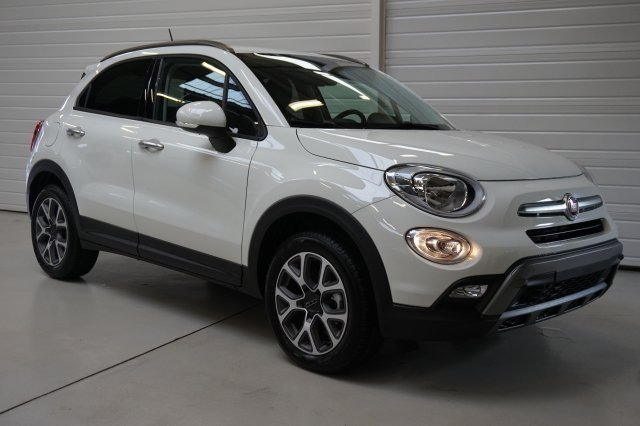 photo FIAT 500X 1.6 MultiJet 120 ch Cross