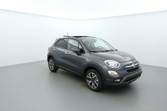 fiat 500x neuf brest 1 4 multiair 140 ch dct city cross gris moda finist re bretagne. Black Bedroom Furniture Sets. Home Design Ideas