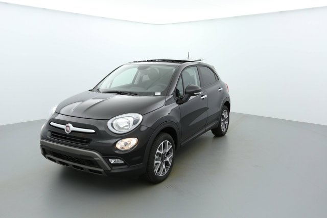 fiat 500x neuf brest 1 4 multiair 140 ch dct city cross noir cinema finist re bretagne. Black Bedroom Furniture Sets. Home Design Ideas