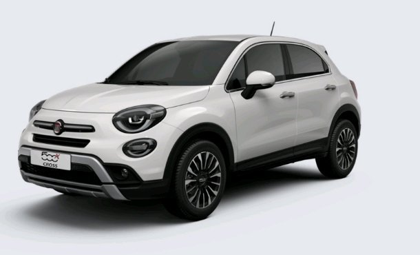 photo FIAT 500X 1.0 FIREFLY TURBO T3 120 CH CITY CROSS