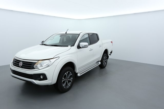 annonce FIAT FULLBACK 2.4 180 CH S S PACK UNLIMITED neuf Brest Bretagne