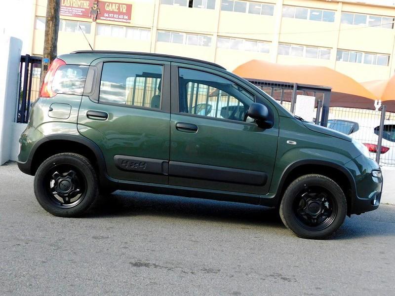 Fiat Panda 4x4 VILLENEUVE LOUBET - 1581631328 - BRUN AUTO