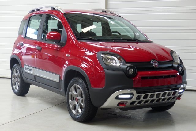 fiat panda 4x4 neuf ou d 39 occasion en bretagne brest s lection auto. Black Bedroom Furniture Sets. Home Design Ideas