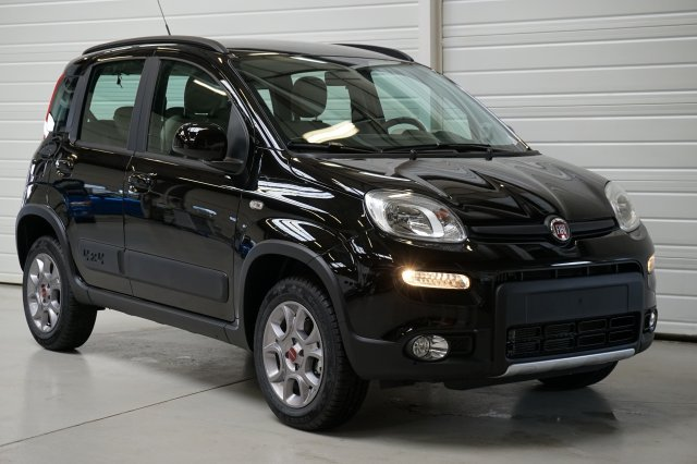 fiat panda 4x4 neuf brest 0 9 twinair turbo 85 ch s s 4x4 rock noir laqu finist re bretagne. Black Bedroom Furniture Sets. Home Design Ideas