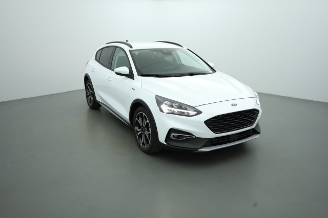 photo FORD Focus active