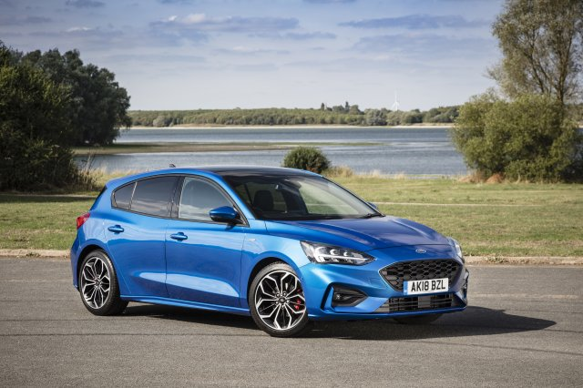 photo FORD FOCUS 1.5 ECOBOOST 150 S S ST LINE