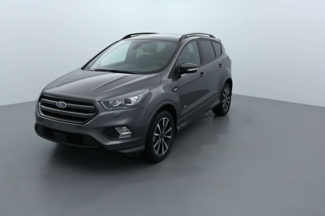 ford kuga neuf brest 2 0 tdci 180 s s 4x4 powershift st line gris magn tic finist re bretagne. Black Bedroom Furniture Sets. Home Design Ideas
