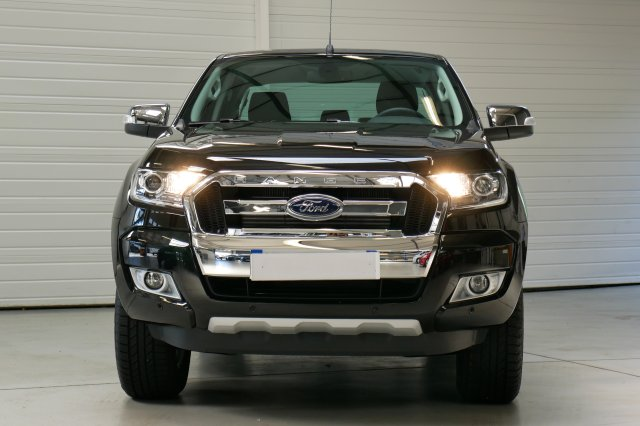 annonce FORD RANGER DOUBLE CABINE 3.2 TDCi 200 4X4 LIMITED A neuf Brest Bretagne