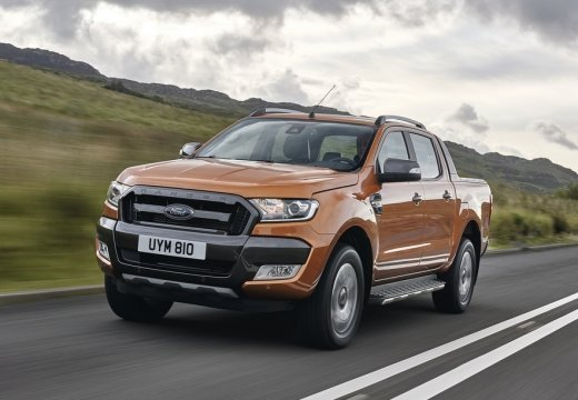photo FORD Ranger double cabine