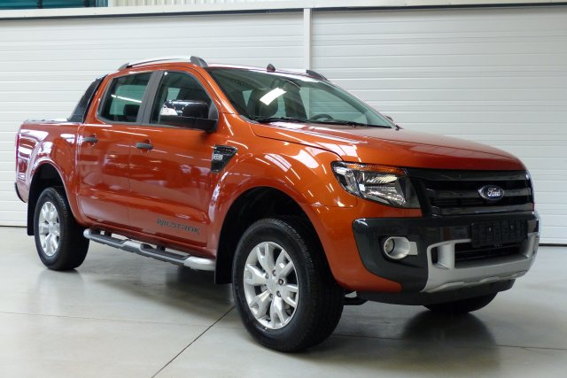 Ford Ranger Double Cabine 3 2 Tdci 200 Double Cab Wildtrak