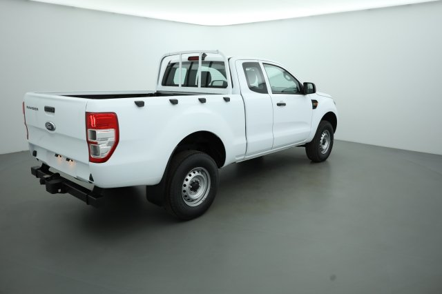 photo FORD Ranger super cabine