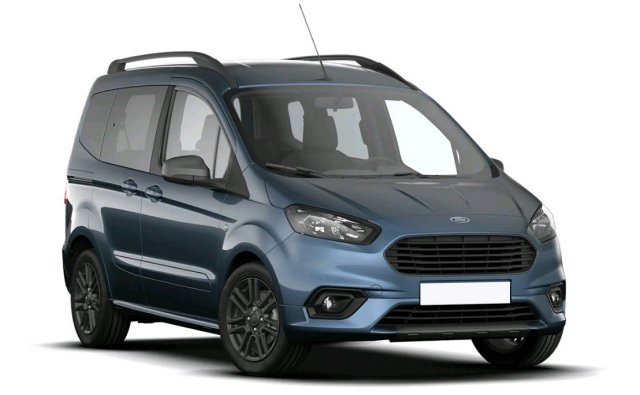 photo FORD Tourneo courier