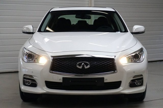 infiniti q50 neuf brest premium executive a moonlight white finist re bretagne. Black Bedroom Furniture Sets. Home Design Ideas