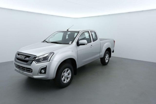 Photo véhicule 1 ISUZU D-max 1.9 4X4 SPACE CAB PLANET COUNTRY MY19