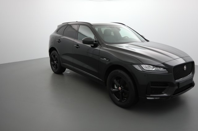 photo JAGUAR F PACE 2.0 D - 180 CH AWD BVA8 R-SPORT