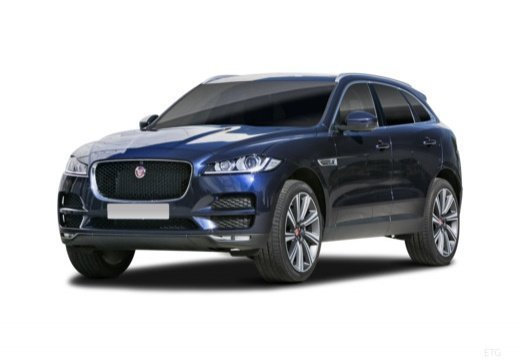 photo JAGUAR F PACE V6 3.0 D - 300 ch AWD BVA8 R-Sport