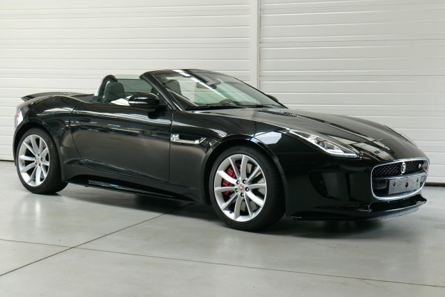 jaguar f type cabriolet neuf ou d 39 occasion en bretagne brest s lection auto. Black Bedroom Furniture Sets. Home Design Ideas