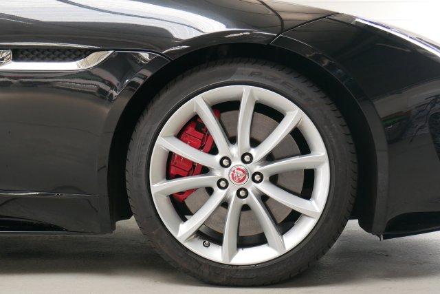annonce JAGUAR F TYPE CABRIOLET V6 S 3.0 380 Suralimente A occasion Brest Bretagne