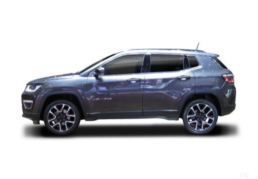 annonce JEEP COMPASS 1.4 I MultiAir II 140 ch BVM6 Limited neuf Brest Bretagne