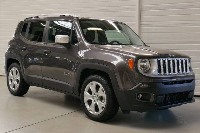 jeep renegade neuf brest 1 6 i multijet s s 120 ch limited granite crystal finist re bretagne. Black Bedroom Furniture Sets. Home Design Ideas