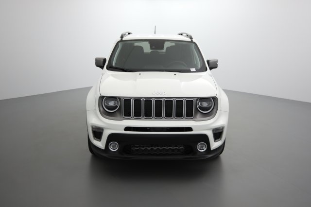 annonce JEEP RENEGADE 1.6 L MULTIJET 120 CH BVM6 LIMITED neuf Brest Bretagne