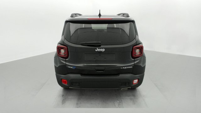 Photo véhicule 1 JEEP Renegade my20 1.3 GSE T4 190 CH PHEV AT6 4XE EAWD LIMITED