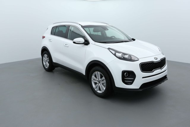 photo KIA SPORTAGE 1.7 CRDi 141 ISG 4x2 DCT7 Active
