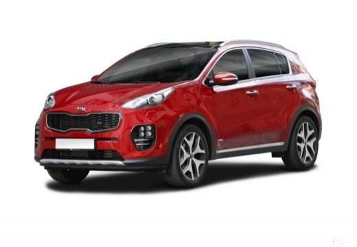 photo KIA SPORTAGE 1.7 CRDI 115 4X2 ACTIVE