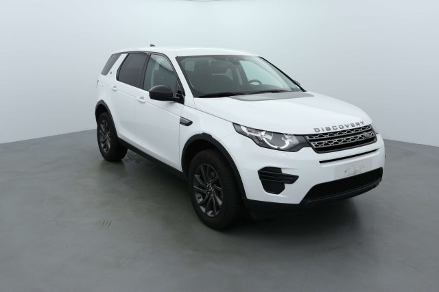 land rover discovery sport occasion brest mark ii td4 150ch pure a blanc fuji finist re. Black Bedroom Furniture Sets. Home Design Ideas