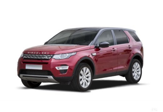 photo LAND-ROVER Discovery sport