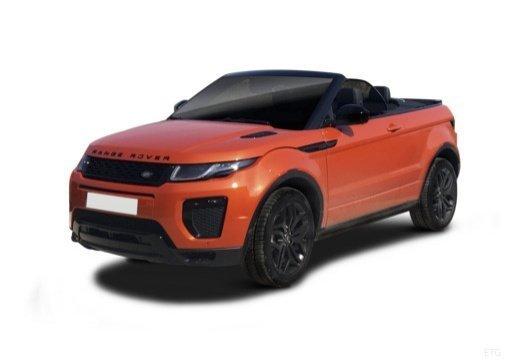 LAND ROVER Range Rover Evoque Cabriolet neuf