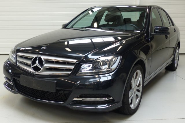 mercedes classe c avantgarde executive 220 cdi blueefficiency. Black Bedroom Furniture Sets. Home Design Ideas