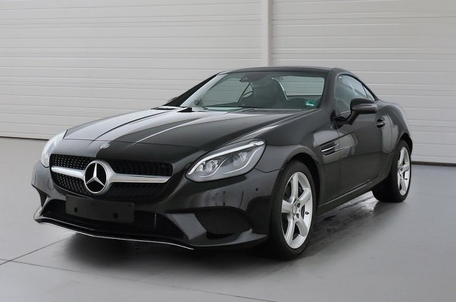 mercedes classe slc occasion brest 200 9g tronic a. Black Bedroom Furniture Sets. Home Design Ideas