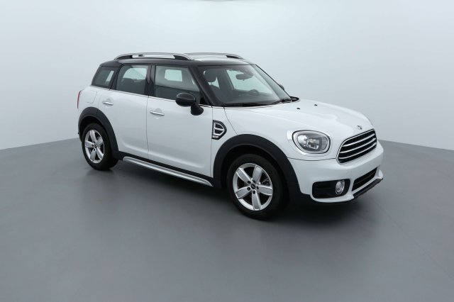 photo MINI COUNTRYMAN Mini Countryman 150 ch Cooper D