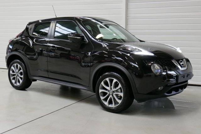 photo NISSAN JUKE 1.6e 117 Xtronic N-Connecta