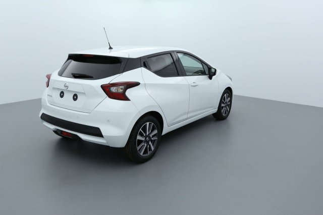 annonce NISSAN MICRA IG-T 90 N-CONNECTA neuf Brest Bretagne