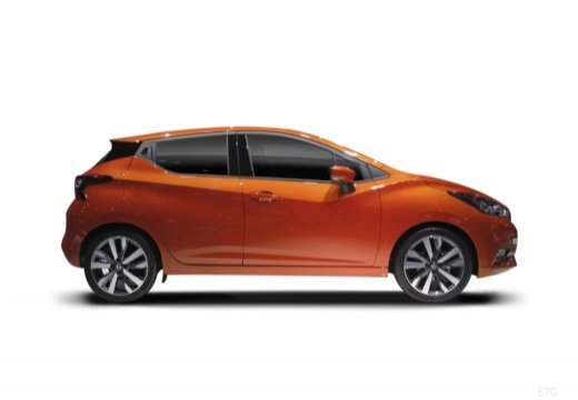 photo NISSAN Micra nouvelle