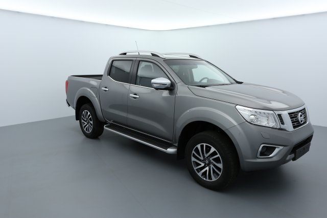 photo NISSAN NAVARA 2.3 DCI 190 DOUBLE CAB TEKNA