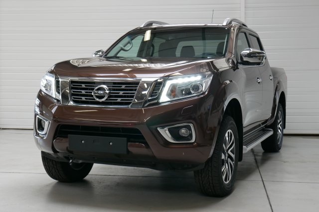annonce NISSAN NAVARA 2.3 DCI 190 DOUBLE CAB TEKNA neuf Brest Bretagne